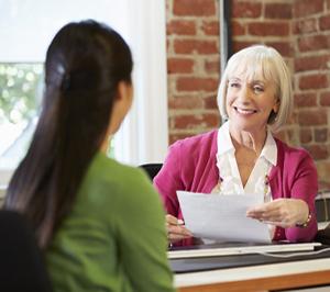CLIENT INTERVIEWER