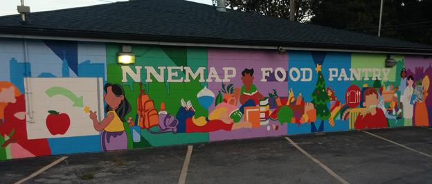 NNEMAP Mural