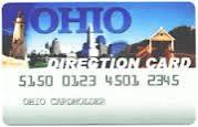 Food Stamp card