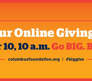 The Big Give is Back (almost)!