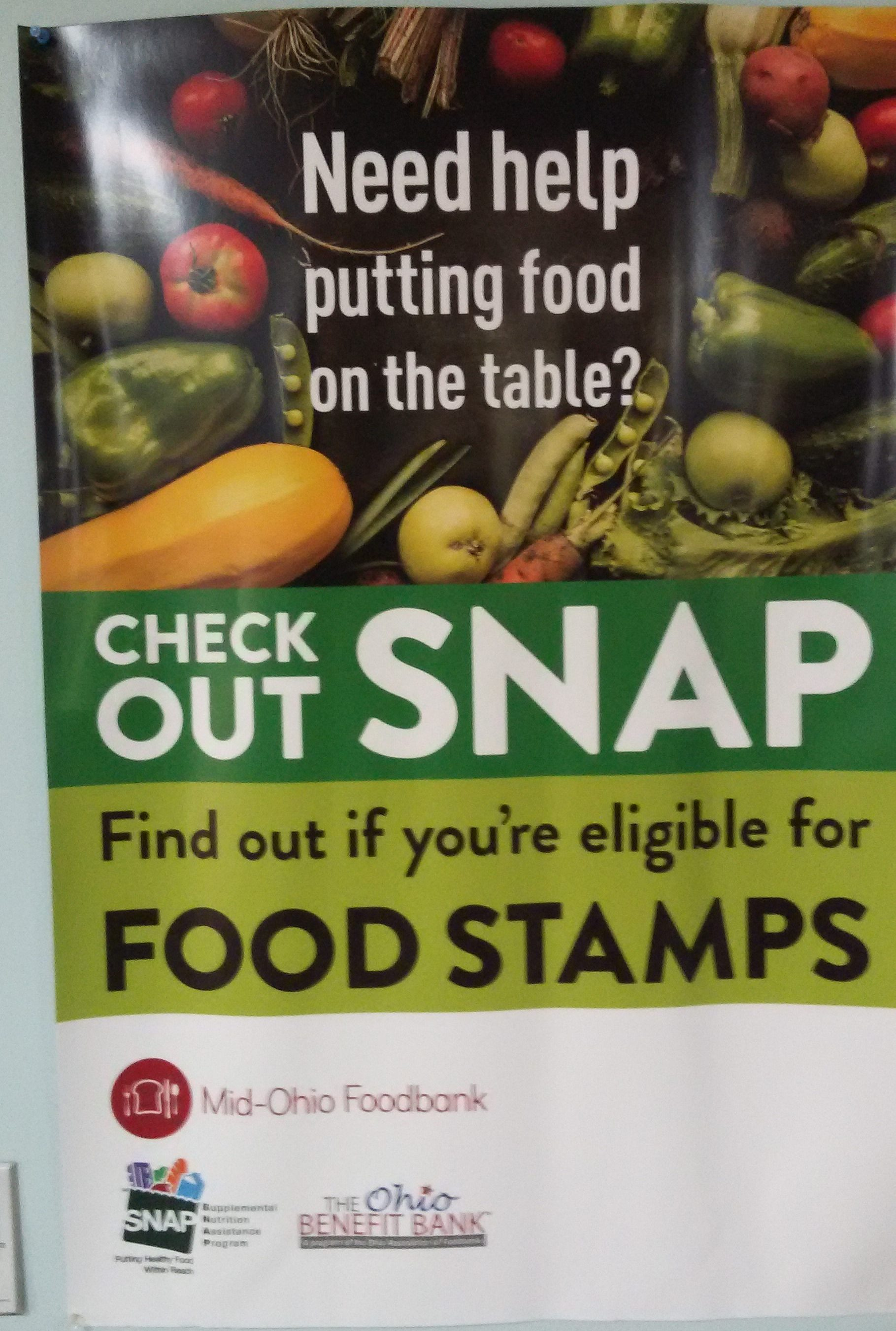Food stampsohio benefits bank nnemap oh snap check in with ohio benefits bank representatives to review your eligibility for food stamp snap benefits and other federal programs ccuart Images