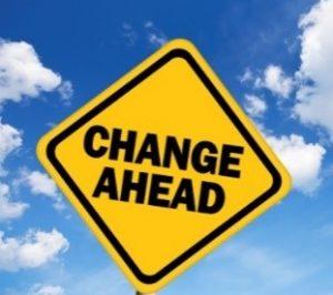 Changing Times Demand...Change!